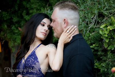 Brittney & Zack Engagement Shoot 8-17-20