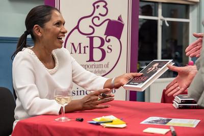 Gina Miller, book signing