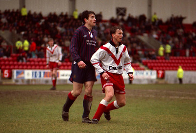 Airdrie v Dundee 25 3 95