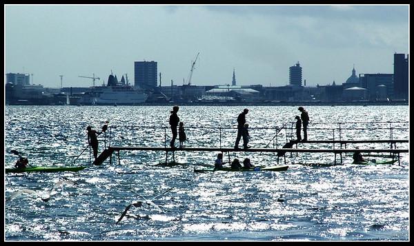 Copenhagen - Sea