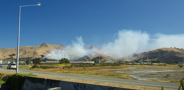 Heathcote Fire