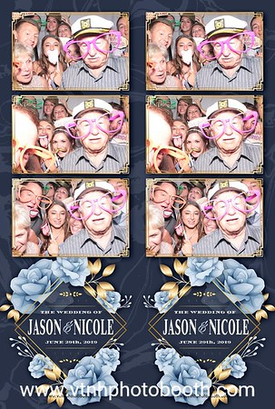Photo Strips - 6/29/19 - Jason & Nicole