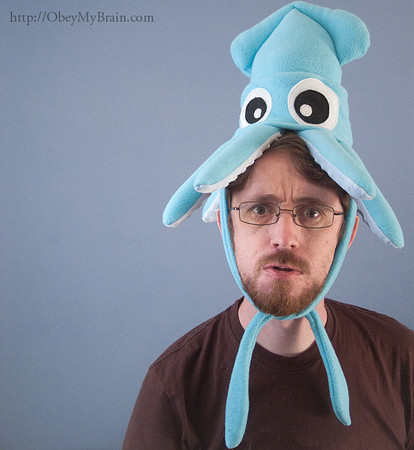 Small Squid Hats