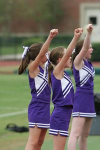 DMS cheerleaders 2007