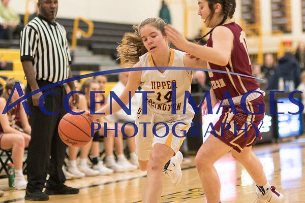 Women's Freshman vs Bishop Watterson 1/18/19