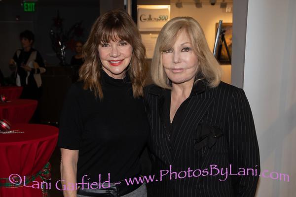 Gallery 500 with Kim Novak 12/13/19 by Lani