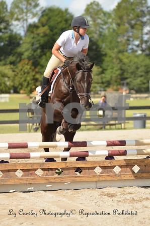 CELEBRATION HORSE SHOW - HIGHFIELDS AIKEN 2012