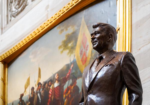 Ronald Reagan, US Capitol Building
