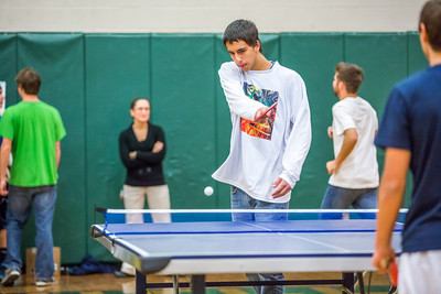 2013 Ping Pong Tournament