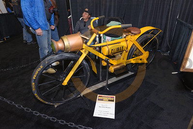 Thunder Roads Timonium Bike Show