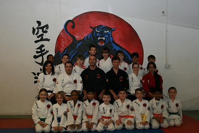 Kyu Test 1-14-10 - Tracey