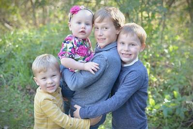 Katie Wilson Family - 10.9.16