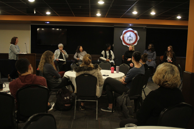 Gardner-Webb's Multicultural Affairs puts on Generational Panel: Exploring Women's History Through Local Lives.