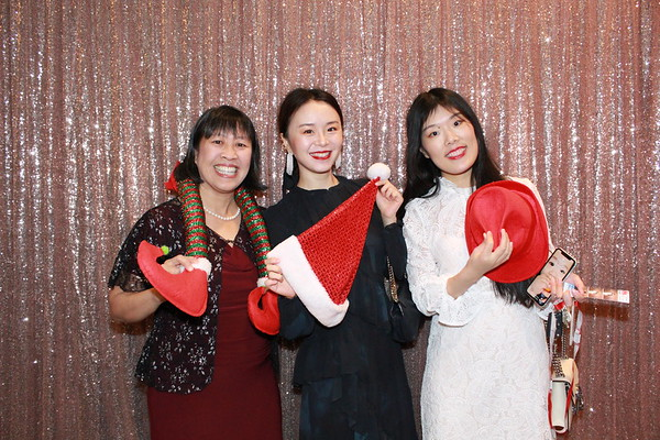 December 6, 2019 - Huawei Holiday Party Booth 1