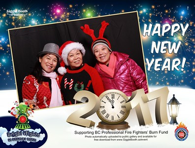 Bright Nights New Years Photos 2017
