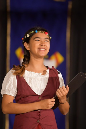 Seventh and Eighth Grade Fall Play: The Reluctant Dragon