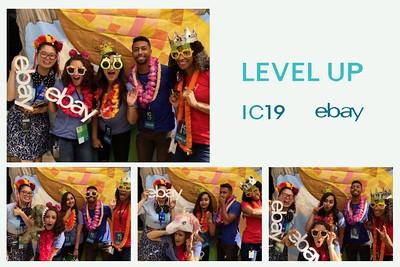 Ebay Level Up IC19 2019