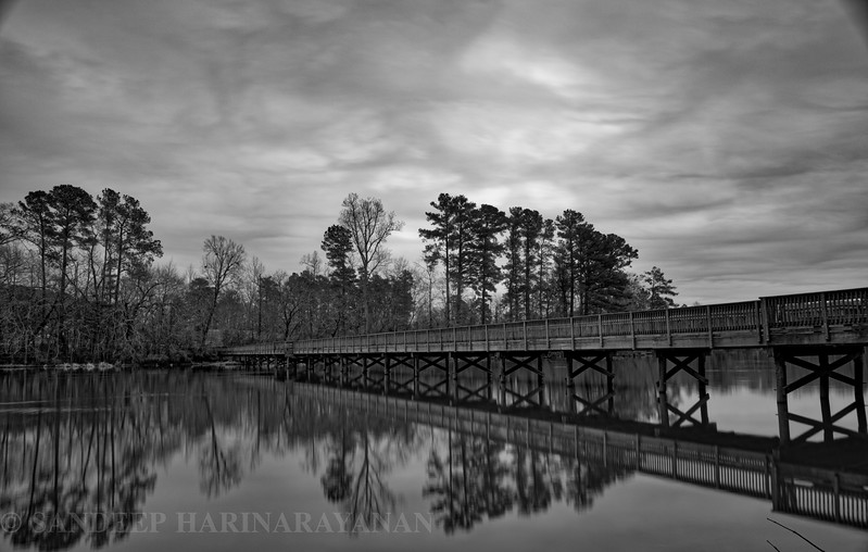 Yates Mill Park, NC
