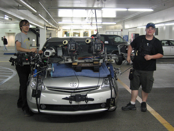 Rigging the Prius