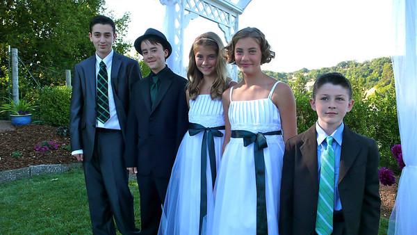 Mikey & Julianna's Wedding
