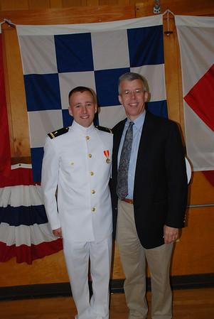 Navy ODS graduation