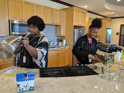 NJHS Ronald McDonald House Visit 3.26.19