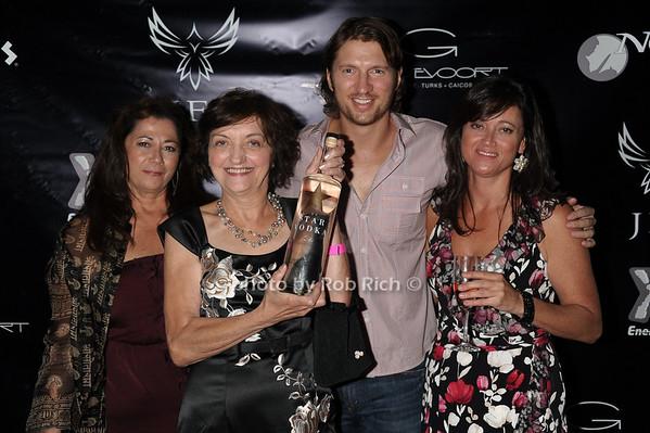 Joan , Maryann Yutes, Charles Ferri, Carolyn Casale photo by Rob Rich/SocietyAllure.com © 2011 robwayne1@aol.com 516-676-3939