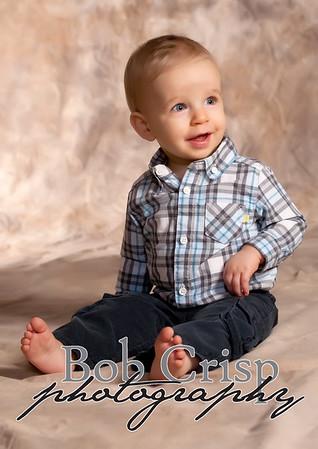 Asher 9 months