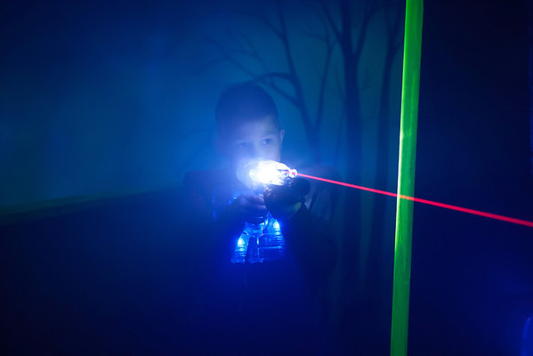 Eagle Falls Laser Tag