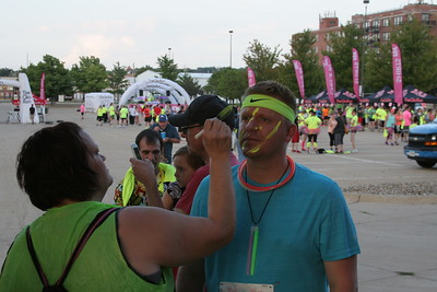The Glo Run - Cedar Rapids