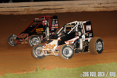 Williams Grove Speedway - Eastern Storm - 6/10/16 - Paul Arch