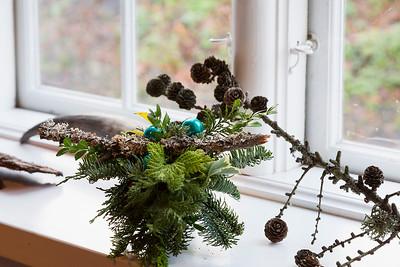 Juledekorationer og Julebord 2016