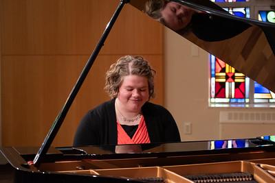 2021 Hope Ostrander Minor Piano