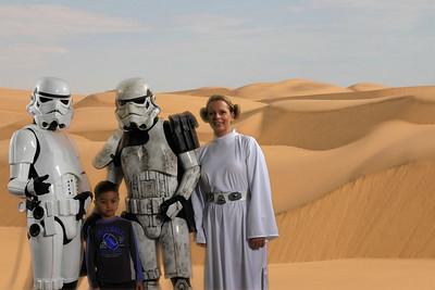 Starswars Weert 2009 Woestijn