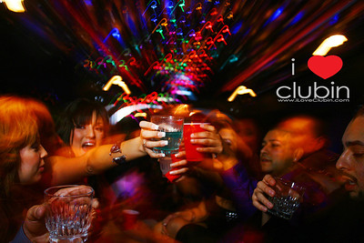 Christina Ruedas's Private BDay Bash @ Infusion Lounge 12.26.09