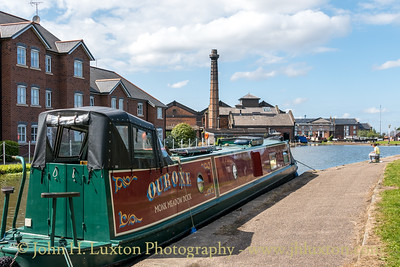 Shropshire Union Canal: Chester to Ellesmere Port