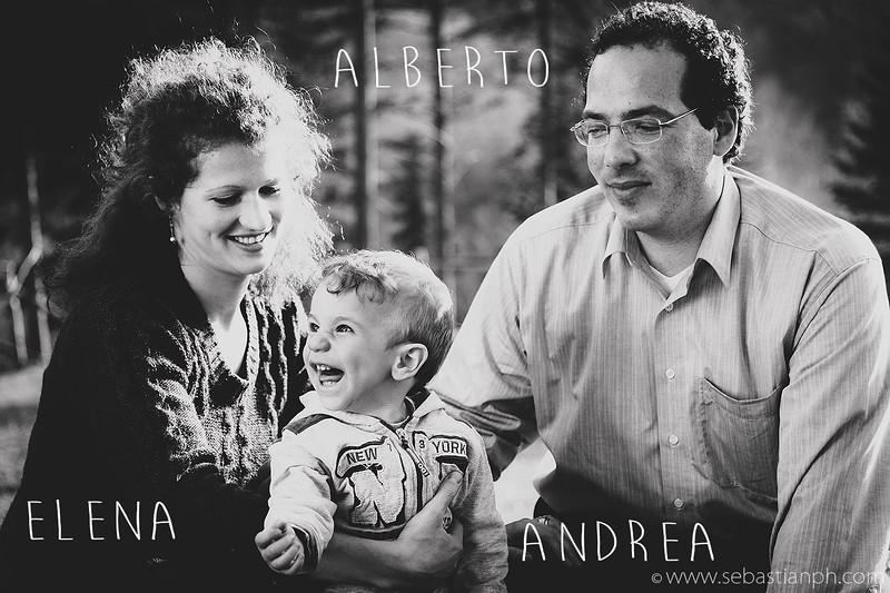 Servizio fotografico di famiglia a Prato