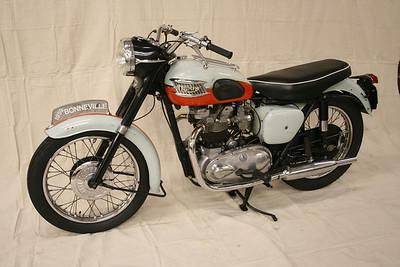 1959 T120 Bonneville