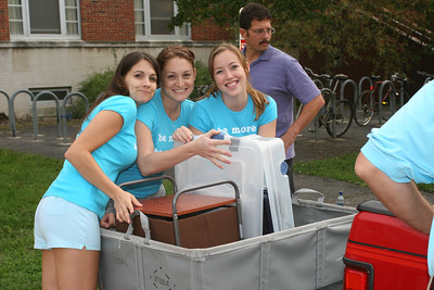 Welcome Week 2006 OWL Move In
