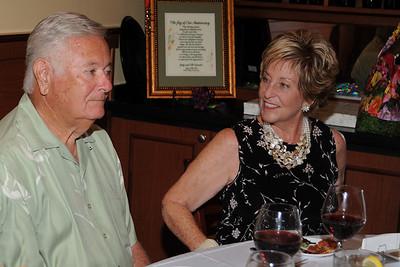 Judy and Ellis' anniversary