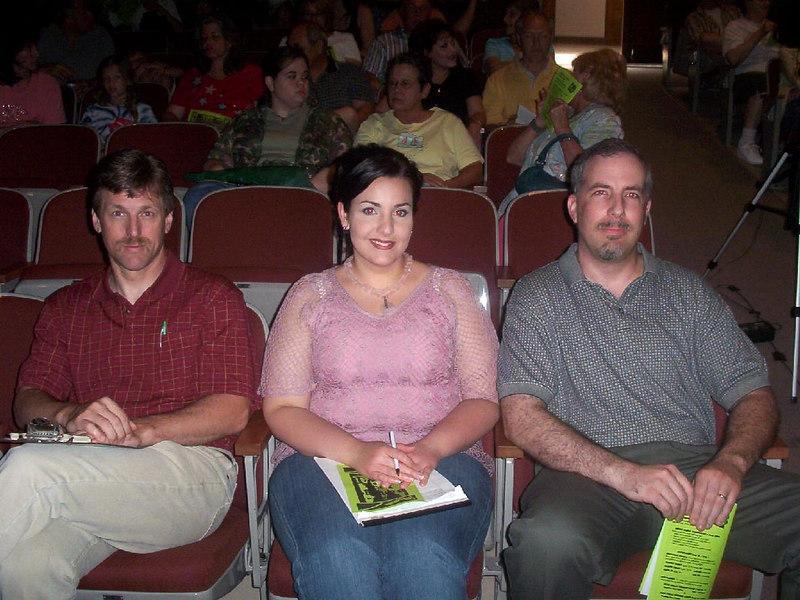 THE JUDGES: David Aberth, Jessica Weber, & David Van Houte