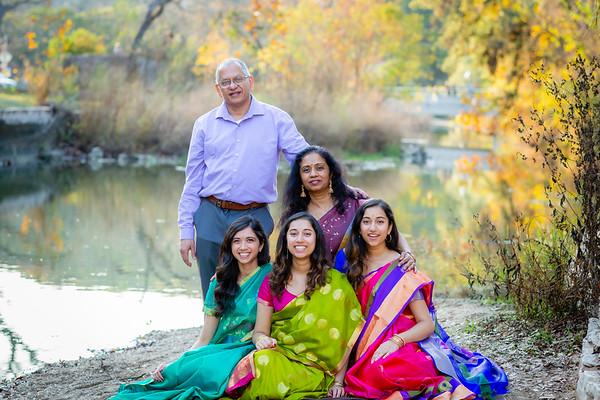 Janani and Karthik Family Photo Album