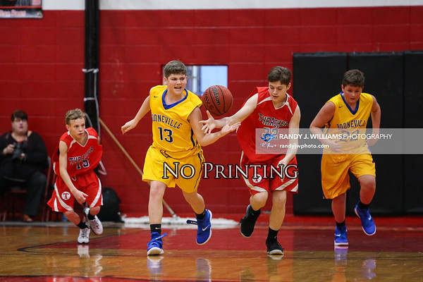 Prentiss County Middle Tournament - Day 1