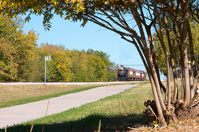 GVRR Fall Pictures, November 08