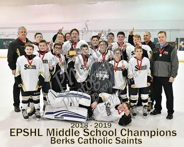 EPSHL Middle School Championship 2018 -2019