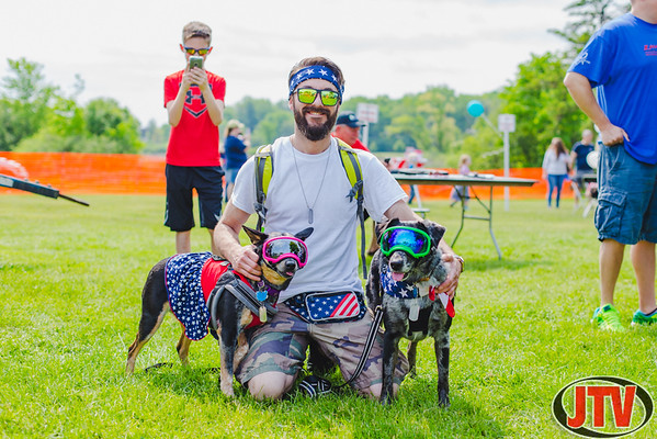Paws in the Park 6-1-19