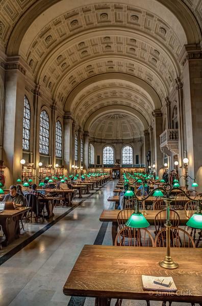 Central Public Library - Winter Break in Boston 2016-17