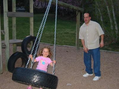 Butler Visit 2006 April