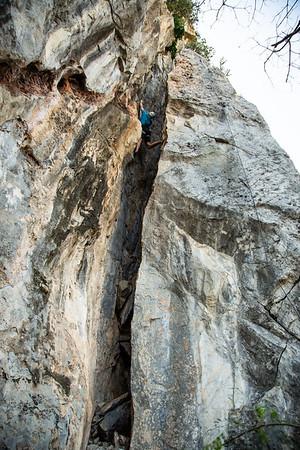 Lopburi Rock Climbing 12/08/19