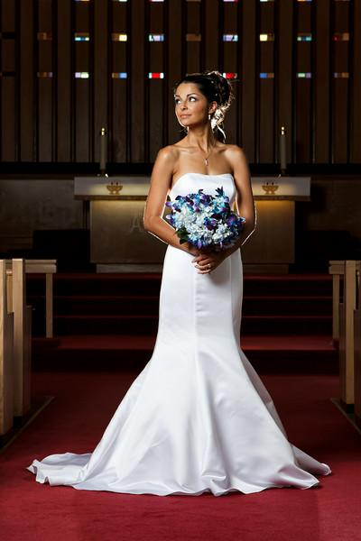 Brittany Crowe & Ronnie Parish Wedding Ceremony First United Methodist Church - Crown Point, Indiana